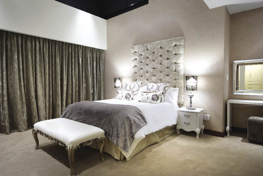 Nikki Rolfe Interiors - Bedroom makeovers